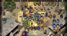 仿盛大传奇里新手玩家玩战士的一些错误操作