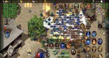 英雄合击sf传奇中兄弟盾牌提高玩家生存能力