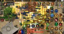 传奇火龙版本中资深战士分享升级方法