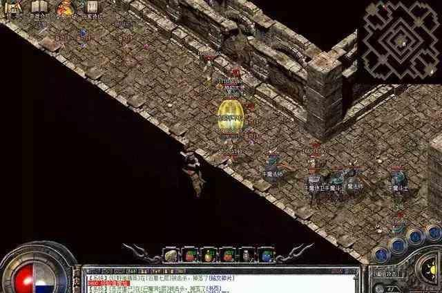 狂暴新开超变传奇sf的地图玩法攻略