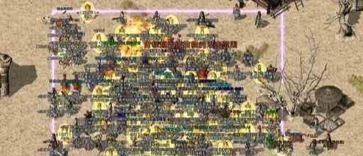 高玩教你如何玩传奇超变sf中神魔之井地图