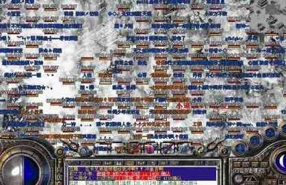 黑暗传奇1.76复古版里大陆综合服务介绍 传奇1.76复古版 第1张