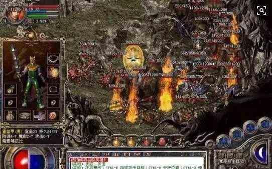 变态传奇的资深玩家谈怪物攻城的心得 变态传奇 第1张