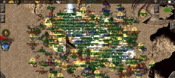 1.85星王合击的风之峡谷地图攻略 1.85星王合击 第1张